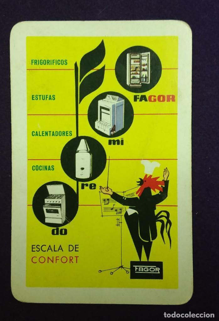 CALENDARIO FOURNIER. FAGOR. 1964 (Coleccionismo - Calendarios)