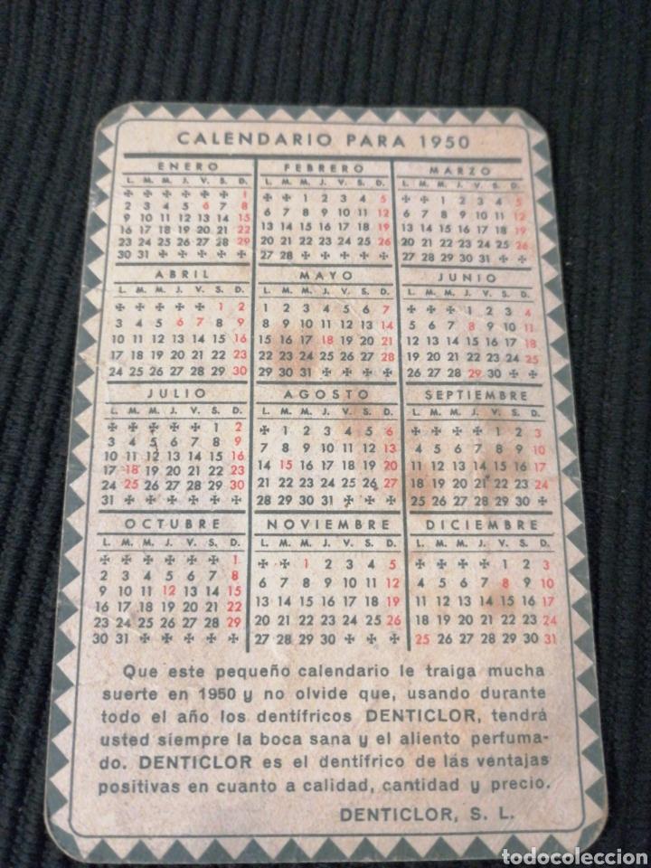 Calendario 1950.Calendario 1950