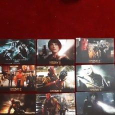 Coleccionismo Calendarios: LOTE DE 15 CALENDARIOS DE HELLBOY, AÑO 2012.. Lote 148063870