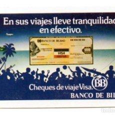 Coleccionismo Calendarios: CALENDARIO DE H. FOURNIER 1982 BANCO DE BILBAO. Lote 164999345