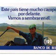 Coleccionismo Calendarios: CALENDARIO DE H. FOURNIER 1982 BANCO DE BILBAO. Lote 164999365