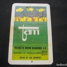 Coleccionismo Calendarios: CALENDARIO FOURNIER- TABLEROS TAM AÑO 1978- ESCASO -EL DE LA FOTOS VER TODOS MIS CALENDARIOS. Lote 148441130