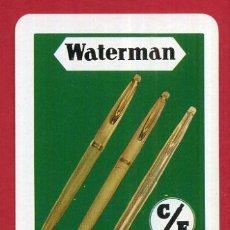 Coleccionismo Calendarios: CALENDARIO FOUNIER, PUBLICIDAD , WATERMAN , 1969 , ORIGINAL , CAL9868. Lote 148456994