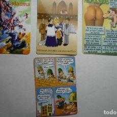 Coleccionismo Calendarios: LOTE CALENDARIOS AÑOS 2000.-HUMOR. Lote 148638414