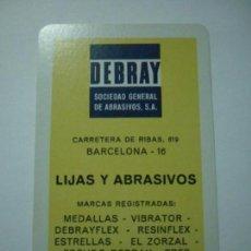Coleccionismo Calendarios: FOURNIER 1974. DEBRAY . Lote 148664438