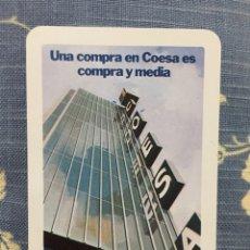 Coleccionismo Calendarios: CALENDARIO FOURNIER 1974. Lote 149731230