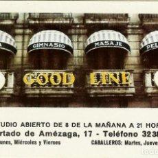 Coleccionismo Calendarios: CALENDARIO FOURNIER - 1973 - GOOD LINE. Lote 149740018