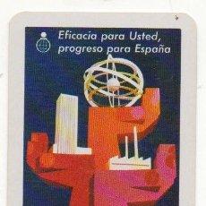 Coleccionismo Calendarios: CALENDARIO FOURNIER CAJA AHORROS DE ASTURIAS 1973 NUEVO. Lote 150023362