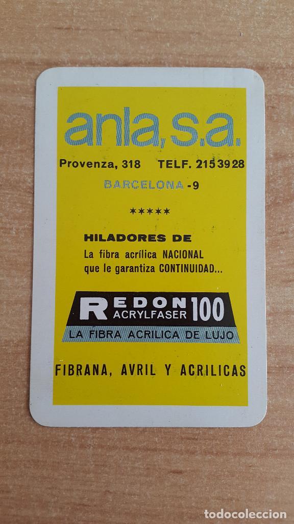 CALENDARIO FOURNIER ANLA AÑO 1968 (Coleccionismo - Calendarios)