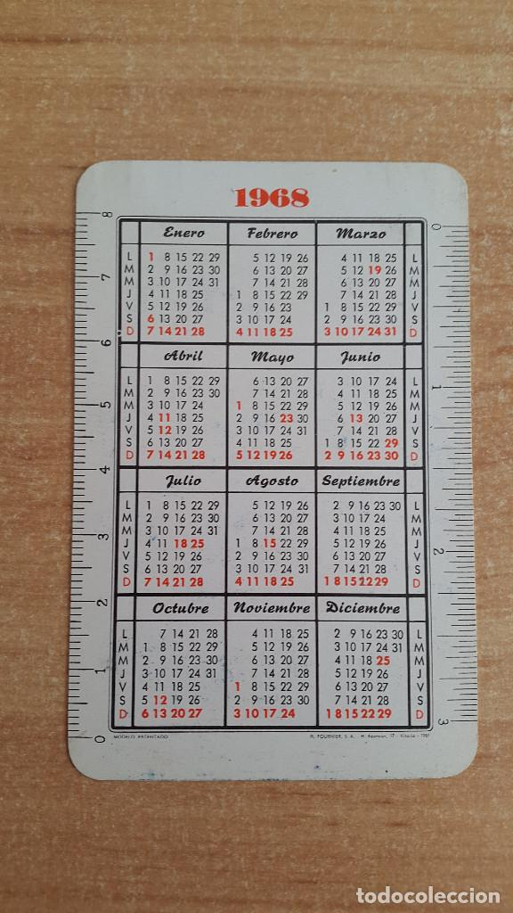 Coleccionismo Calendarios: calendario fournier anla año 1968 - Foto 2 - 150035234