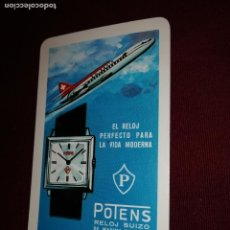 Coleccionismo Calendarios: FOURNIER. 1967. IMPECABLE. POTENS. Lote 150162738