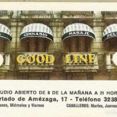Coleccionismo Calendarios: CALENDARIO FOURNIER - 1974 - GOOD LINE. Lote 150291282