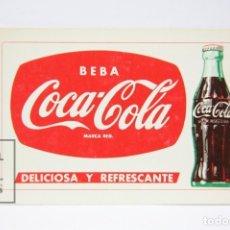 Coleccionismo Calendarios: CALENDARIO FOURNIER DE BOLSILLO - AÑO 1960 - BEBA COCA COLA. Lote 150381336