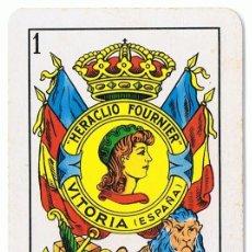 Coleccionismo Calendarios: CALENDARIO H. FOURNIER AÑO 1976 AS DE ORO . Lote 150632734