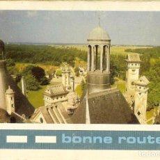 Coleccionismo Calendarios: CALENDARIO DE BOLSILLO DE FRANCIA - 1974 - LES FILS DE D. SOUCHET - REUILLY. Lote 150687146