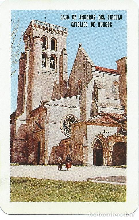 CALENDARIO CAJA CIRCULO CATOLICO DE FOURNIER AÑO 1967 (Coleccionismo - Calendarios)