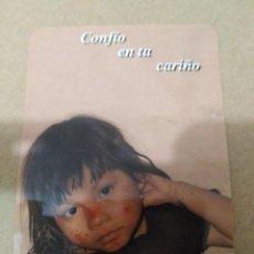 Coleccionismo Calendarios: CALENDARIO MISIONES SELVAS AMAZÓNICAS 1994.. Lote 150817466