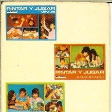 Coleccionismo Calendarios: CALENDARIO PUBLICITARIO - 1975 - PELIKAN. Lote 150961130