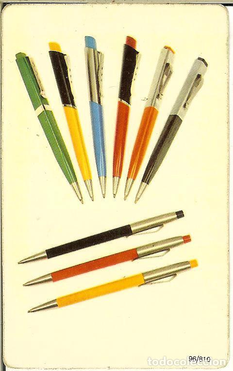 CALENDARIO PUBLICITARIO - 1975 - PELIKAN (Coleccionismo - Calendarios)