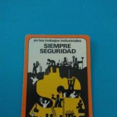 Coleccionismo Calendarios: CALENDARIO SEGUROS MAPFRE 1986. Lote 152596250