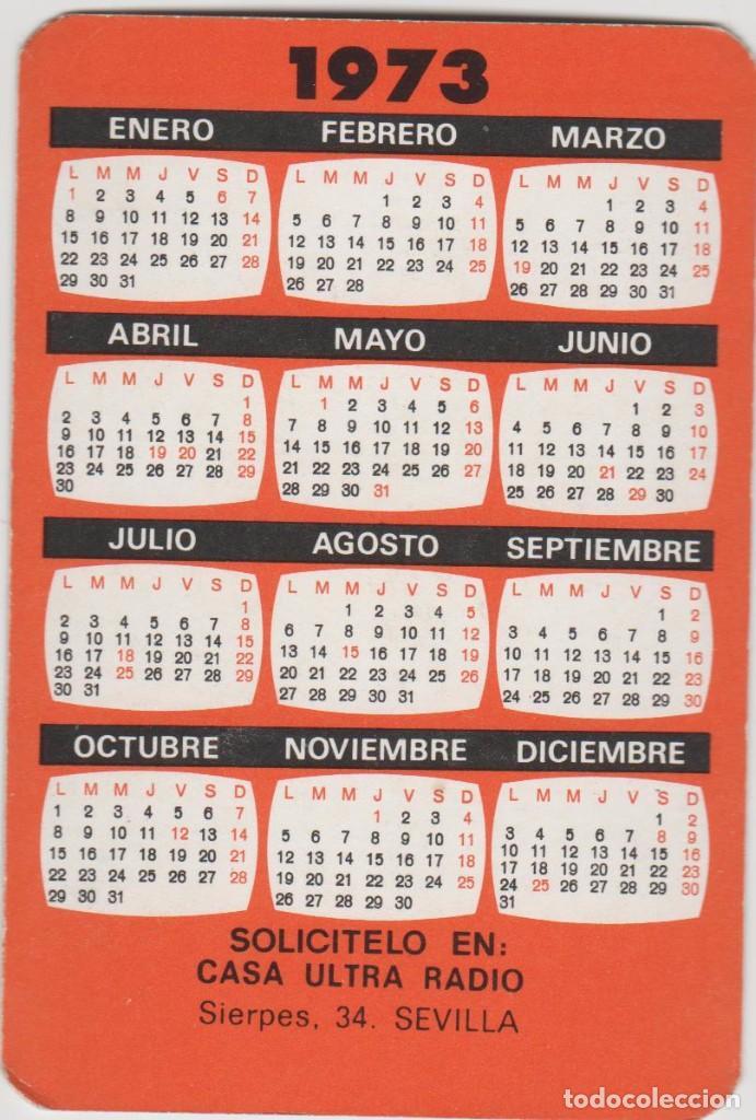 Calendario 1973.Calendarios Calendario 1973