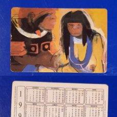Sammeln von Kalendern - CALENDARIO EDITADO EN PORTUGAL - AÑO 1992 - ALIANÇA UAP - 151342678