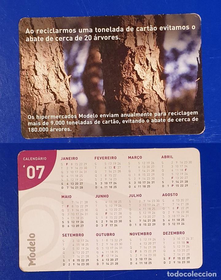 Cerca Calendario.Calendario Editado En Portugal Ano 2007 Hipermercado Modelo