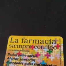 Coleccionismo Calendarios: CALENDARIO FARMACIA ASTURIAS 2006. Lote 151385773