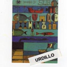 Coleccionismo Calendarios: CALENDARIO BOLSILLO - OBRA SOCIAL ABANCA - AÑO 2019. Lote 151914900