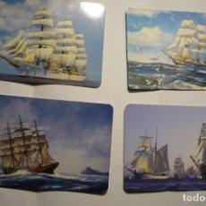 Coleccionismo Calendarios: LOTE CALENDARIOS VELEROS AÑOS 2000. Lote 151446934