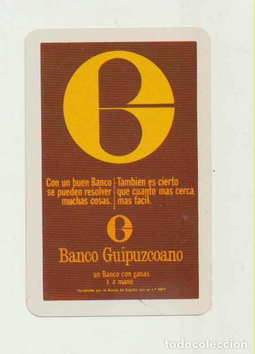 CALENDARIO FOURNIER. BANCO GUIPUZCOANO 1974 (Coleccionismo - Calendarios)