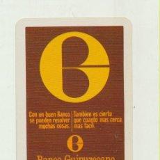 Coleccionismo Calendarios: CALENDARIO FOURNIER. BANCO GUIPUZCOANO 1974. Lote 151671765