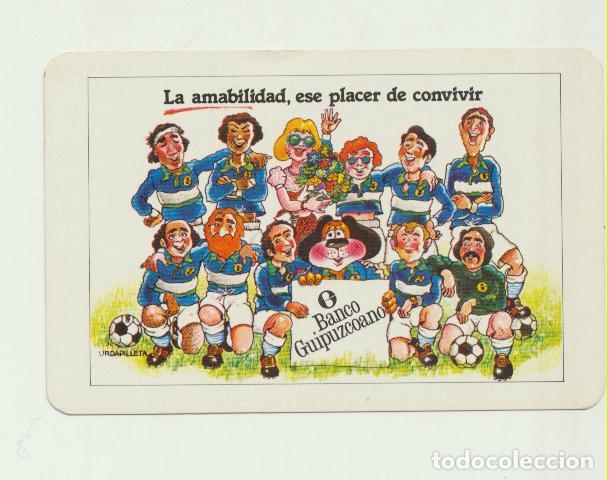 CALENDARIO FOURNIER. BANCO GUIPUZCOANO 1979 (Coleccionismo - Calendarios)