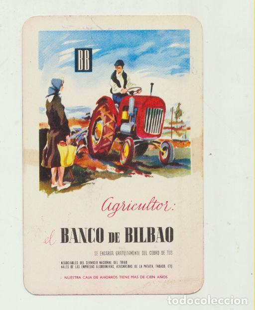 CALENDARIO FOURNIER 1963. BANCO DE BILBAO (Coleccionismo - Calendarios)