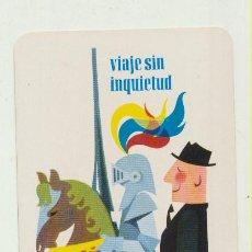 Coleccionismo Calendarios: CALENDARIO FOURNIER 1968. BANCO DE BILBAO. Lote 151673136