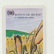 Coleccionismo Calendarios: CALENDARIO FOURNIER 1971. BANCO DE BILBAO. Lote 151673236
