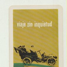 Coleccionismo Calendarios: CALENDARIO FOURNIER 1972. BANCO DE BILBAO. Lote 151673240