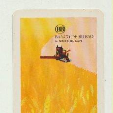 Coleccionismo Calendarios: CALENDARIO FOURNIER 1972. BANCO DE BILBAO. Lote 151673244