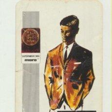 Coleccionismo Calendarios: CALENDARIO FOURNIER. SUPERAMERICANA MARA 1967. Lote 151677084