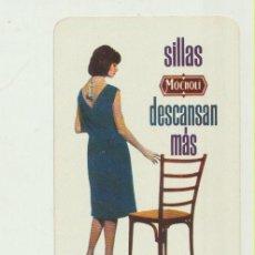 Coleccionismo Calendarios: CALENDARIO FOURNIER. MOCHOLI 1964. Lote 253643130