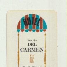 Coleccionismo Calendarios: CALENDARIO FOURNIER. HOTEL NTRA. SRA. DEL CARMEN 1966. Lote 151681694
