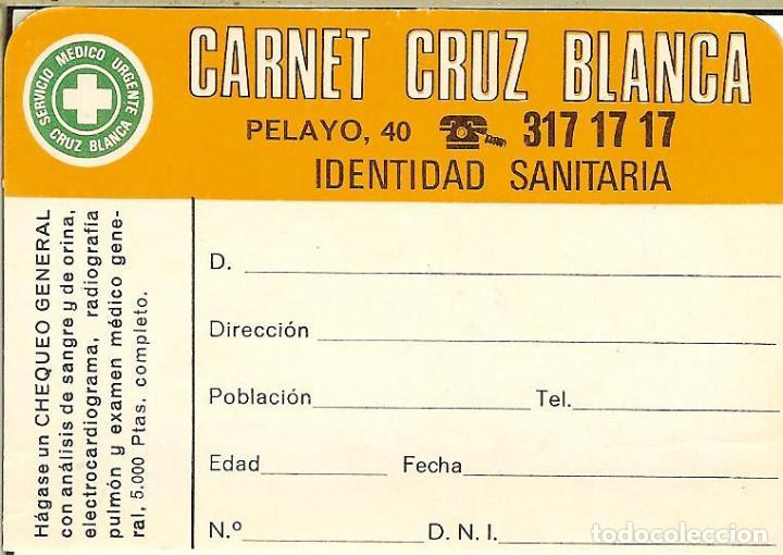 Calendario De 1976 Completo.Calendario Publicitario 1976 Servicio Medico Cruz Blanca