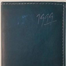 Coleccionismo Calendarios: AGENDA DE BOLSILLO AÑO 1999. SIN USAR. . Lote 152057374