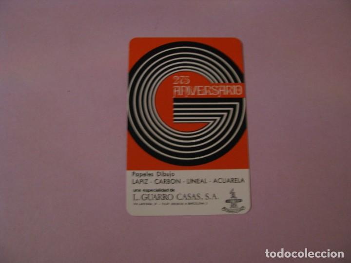 CALENDARIO FOURNIER. GUARRO CASAS 1973. (Coleccionismo - Calendarios)