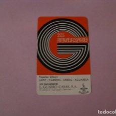 Coleccionismo Calendarios: CALENDARIO FOURNIER. GUARRO CASAS 1973.. Lote 152221038