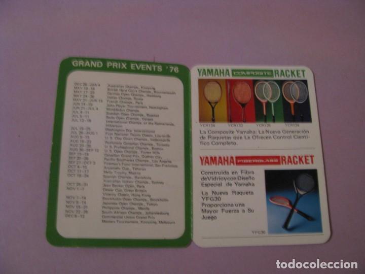 Calendario De 1976 Completo.Calendario Yamaha Tenista Margaret Court 1976