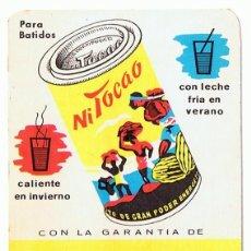 Coleccionismo Calendarios: CALENDARIO CHOCOLATE TORRAS AÑO 1970 . Lote 152294890