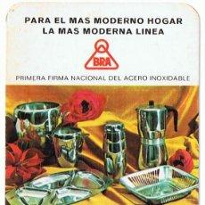 Coleccionismo Calendarios: CALENDARIO BRA AÑO 1971. Lote 152294982