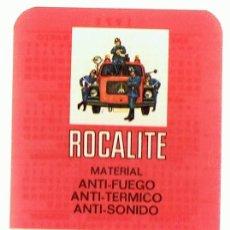 Coleccionismo Calendarios: CALENDARIO ROCALLA ROCALITE AÑO 1971. Lote 152295298