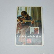 Coleccionismo Calendarios: CALENDARIO DE BOLSILLO FOURNIER. COCA COLA LA CHISPA DE LA VIDA. 1971. TDKP14. Lote 152369666